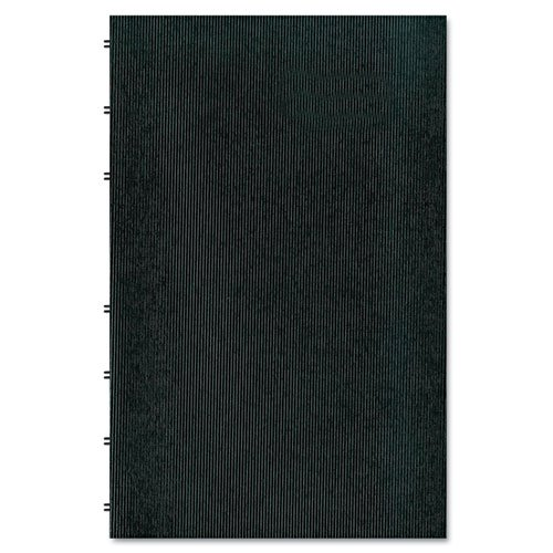 Blueline MiracleBind Notebook 8x5-Inch 150 Pages, Black (AF6150.81)]()