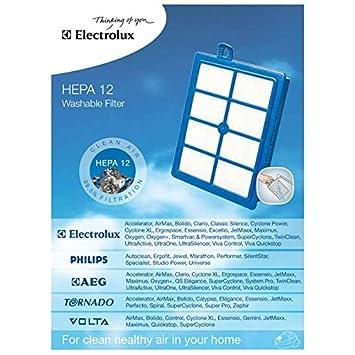Electrolux EFH12 Accessoire Aspirateur 1 Cassette O2 Filter System Hepa 12