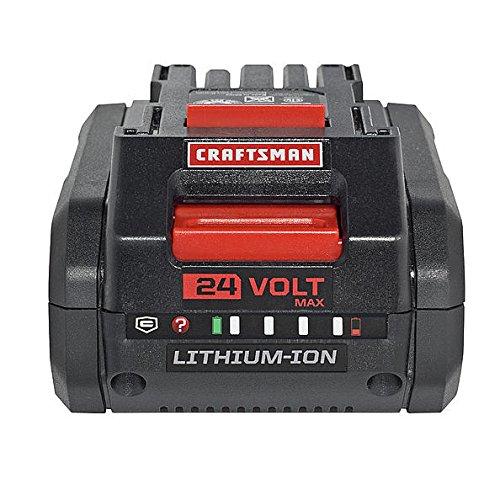 Craftsman 24 Volt High Powered DieHard Lithium-Ion Battery - Bulk Packaged