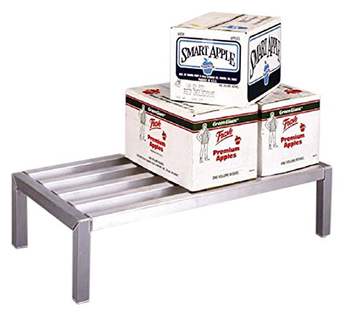 "Newage Industrial 4004 "" Lifetime Series"" Dunnage Rack, 20"" x 12"" x 36"", 5000# Capacity"