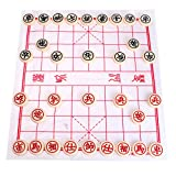Ulike2 Xiangqi Vintage Chinese Chess Family Game Easy Travel Tour Packages Chess Set (2#)