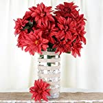 BalsaCircle-56-Red-Silk-Dahlia-Flowers-4-Bushes-Artificial-Wedding-Party-Home-Centerpieces-Arrangements-Bouquets-Supplies