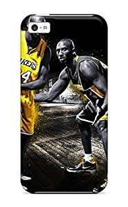 TYHde Defender Case With Nice Appearance (los Angeles Lakers Nba Basketball (169) ) For ipod Touch4 ending