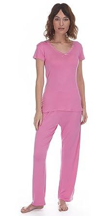 ab4c95f007fd Womens Comfy PJ Pyjama Set Sexy PJ s Pyjamas Ladies Lounge Wear New Styles L