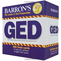 Barron's GED Flash Cards