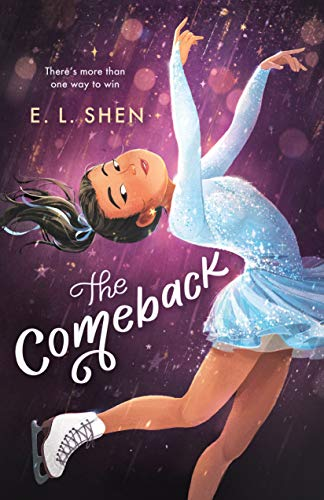 Book Cover: The Comeback: A Figure Skating Novel