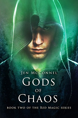 Gods of Chaos (Red Magic Book 2) by [McConnel, Jen]