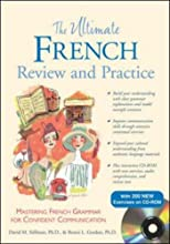 The Ultimate French Review and Practice (Book+ CD-ROM) (UItimate Review & Reference Series)