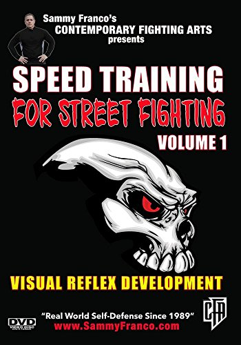 Speed Training for Street Fighting: Vol.1 (Visual Reflex Development)