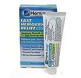 Oakridge Products Hemaway hemorrhoid Cream - Powerful Pain Relief