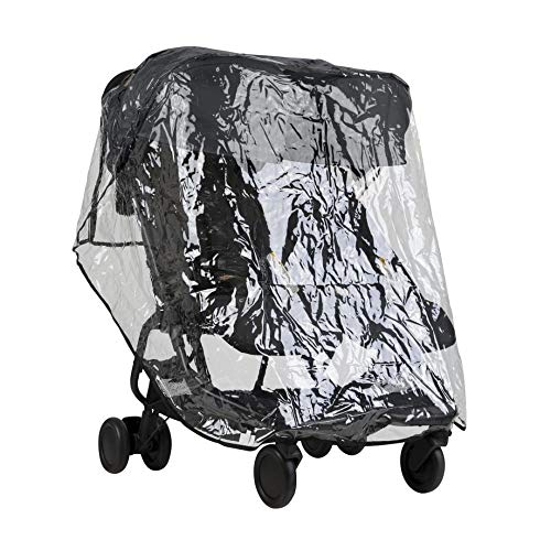 - Mountain Buggy Nano Duo Storm Cover, Clear