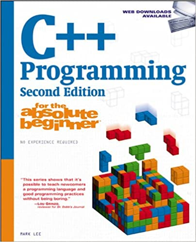 Amazon com: C++ Programming for the Absolute Beginner eBook