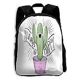 Kids Backpack Crystal Christmas Star Girl School Backpacks Daypack Designer Gift
