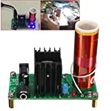 15W Tesla Coil Plasma Music Wireless Power Transmission Across Air Horn Lighting - Arduino Compatible SCM & DIY Kits
