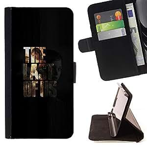 Momo Phone Case / Flip Funda de Cuero Case Cover - Última nosotros;;;;;;;; - LG G4c Curve H522Y (G4 MINI), NOT FOR LG G4