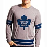 Levelwear Toronto Maple Leafs Scrimmage FX Long Sleeve T-Shirt - Small