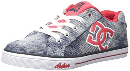 Donna Dc Pantofole Indigo Destroy Shoes Chelsea Fqvxqtwgf