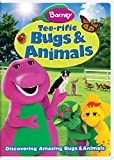 DVD : Barney: Tee-rific Bugs & Animals