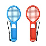Venyo Tennis Racket for Nintendo Switch Joy-Con Controller Grips for Switch Joy-Cons 2 Pack