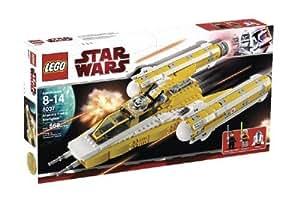 LEGO Star Wars Anakin's Y-wing Starfighter juego de construcción - juegos de construcción (Multicolor, 8 año(s), 14 año(s))