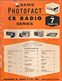 img - for CB Radio Series CB-7 (SAMS PHOTOFACT) book / textbook / text book