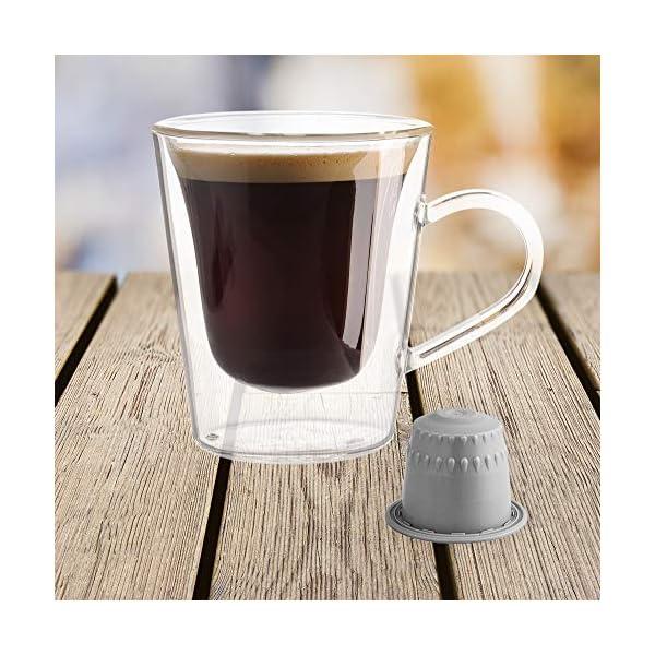 Note D'Espresso Preparato Solubile per Bevanda al Gusto di Orzo - 108 g (40 x 2.7 g) Esclusivamente Compatibili con le… 5 spesavip