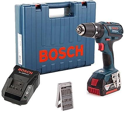 Bosch GSB18 - 2-LI plus1 X 4AH taladro atornillador de ...