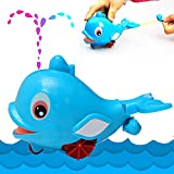 [Free Shipping] Amphibious Whale Shape Baby Bath Swimming Squirting Toy Pool Tub Bathing Spray // Piscina de baño de bebé ballena anfibia forma chorros tina piscina de juguete baño spray