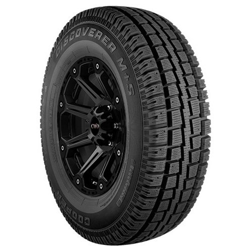 Cooper Discoverer M+S Winter Radial Tire - 235/75R16 108S by Cooper Tire
