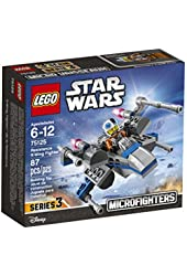 LEGO Star Wars Resistance X-Wing FighterTM 75125