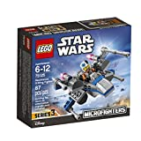 LEGO Star Wars Resistance X-Wing Fighter Playset 75125