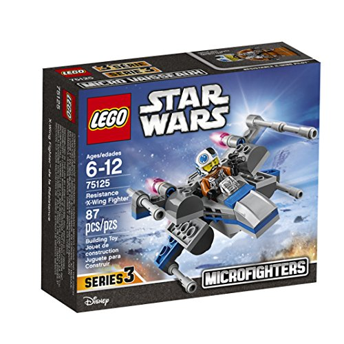 Resistance X-Wing Fighter 75125
