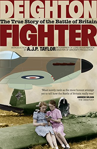 - Fighter: The True Story of the Battle of Britain