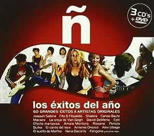 Ñ Los Exitos Del Año 2009 (3cd+Dvd)