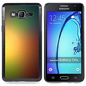 """Qstar Arte & diseño plástico duro Fundas Cover Cubre Hard Case Cover para Samsung Galaxy On5 O5 (Las tonalidades de color"""")"""