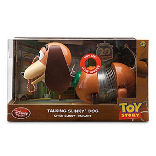 Disney Slinky Dog Talking Figure product image