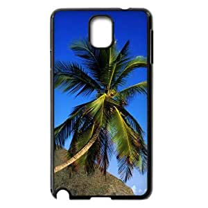 Coconut tree Custom Cover Case with Hard Shell Protection for Samsung Galaxy Note 3 N9000 Case lxa#487990