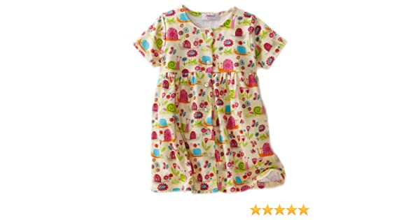 Zutano Baby-girls Infant Garden Snail Coverall