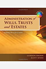 Administration of Wills, Trusts, and Estates Paperback