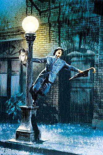 omgposters EJ1837 Singin' in the Rain Gene Kelly Movie 36x24 Print POSTER (Kelly Movie Poster)