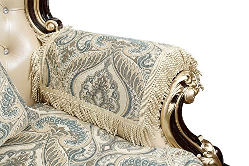 - Sideli 1 Piece Green Chenille Sofa Armcover Luxury Sofa Arm Chair Pad Non-slip (1pc-20x24-sofa arm cover, GREEN)