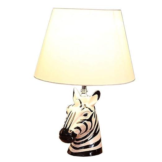 Lámpara de mesa, lámpara de mesilla de noche, escritorio de ...