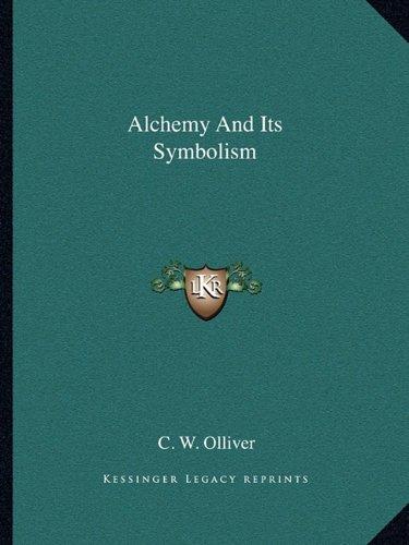 Alchemy And Its Symbolism pdf epub