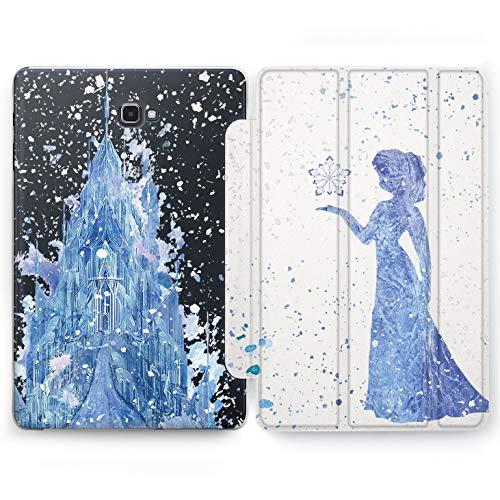 Wonder Wild Frozen Castle Samsung Galaxy Tab S4
