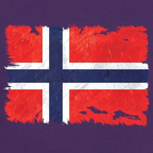 Norway Unisexe Grunge Sweat norvège Capuche Violet Dressdown shirt Couleurs Style Drapeau 12 À dgwzXXWUqn