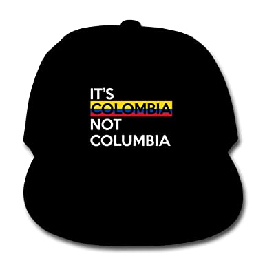 Amazon.com: Its Colombia - Gorras de béisbol ajustables ...