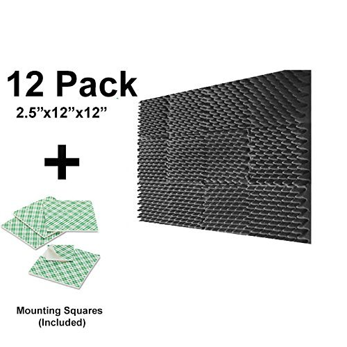 12-pk-25x12x12-soundproofing-foam-acoustic-eggcrate-tiles-studio-foam-sound-wedges-with-24-double-si