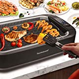 Techwood Smokeless Grill 1500W indoor Grill with