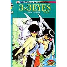 3x3 Eyes T.06