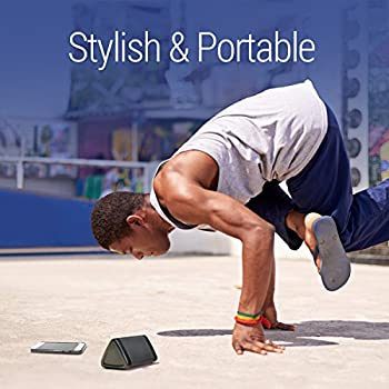 Oontz Angle 3 Portable Bluetooth Speaker : Louder Volume 10w Power, More Bass, Ipx5 Water Resistant, Perfect Wireless Speaker For Home Travel Beach Shower Splashproof, By Cambridge Soundworks (Black) 6